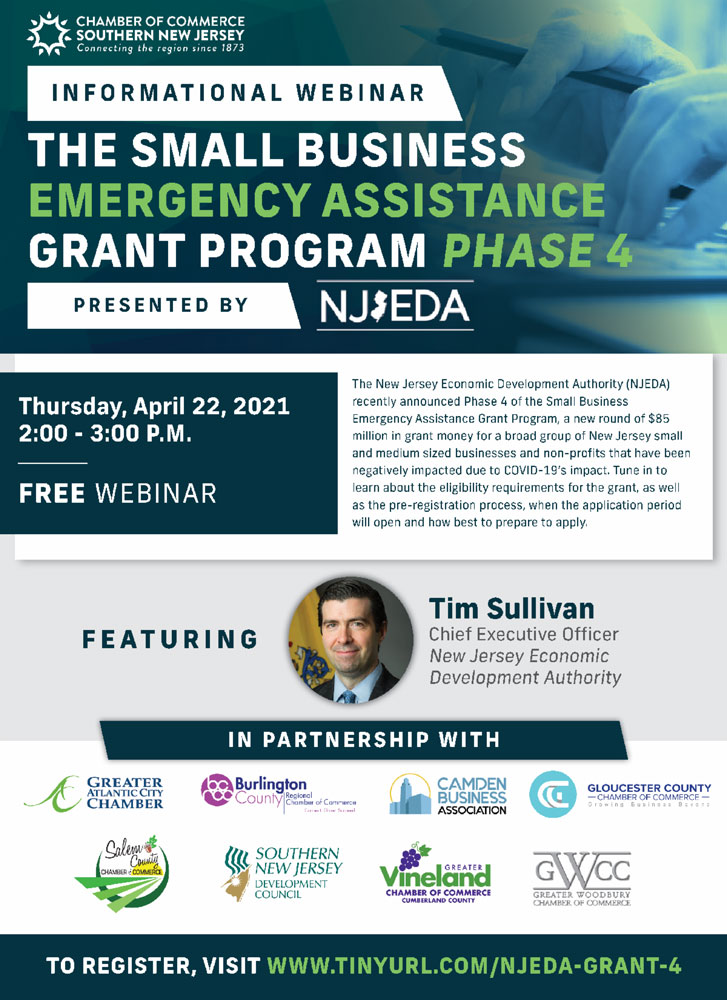 The Small Business Emergency Assistance Grant Program Phase 4